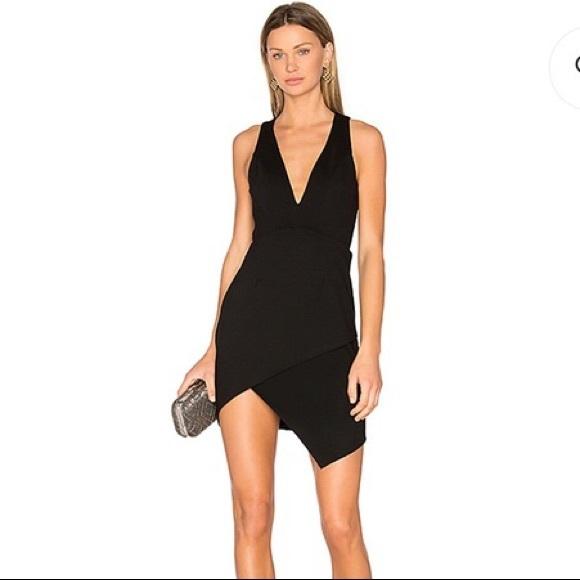 NBD Dresses & Skirts - NBD Dries Asymmetrical Dress